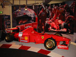 ''Michael Schumacher Fan Tag'' :  September 2003